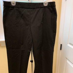 JM Collection Career Black Pants Size XLP